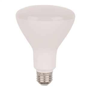 Halco 80977  > 9.5 Watt ProLED Light BR30FL10/830/LED 80977 LED BR30 9.5W 3000K DIMMABLE E26 ProLED