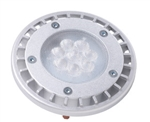 Halco 81076 > 12.5 Watt Waterproof PAR36 LED Dimmable Wide Flood Light - Wet Location