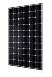 Hyundai HiS-S300RG (BF) > 300 Watt Mono Solar Panel - Black Frame