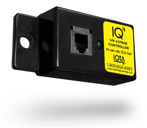 Iota IQ-54V> Smart Controller with Optimal Performance for DLS 54V Battery Chargers
