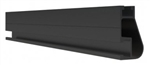 IronRidge XR-10-168B > XR 10 Rail 14ft - Black Anodized Finish