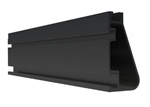IronRidge XR-1000-204B > XR 1000 Rail > 17ft > Black Anodized Finish