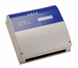 Kaco ProLog-XL - DSL Data Logging and System Monitoring
