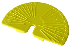 KidWind Blade Pitch Protractor
