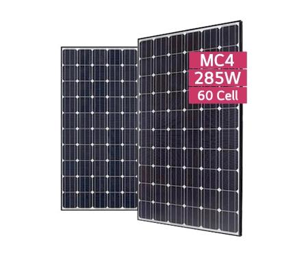 Lg Solar 285 Watt Black Frame Monox Plus Solar Panel Lg285s1c G4