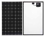 LG Solar - LG330E1C-A5 > 330 Watt Black Frame NeON™2 ACe Solar Panel, with Enphase IQ6+ Micro Inverter