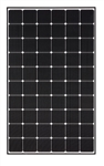 LG Solar - LG330N1C-A5 > 330 Watt Black Frame NeON™2 Solar Panel, Cello technology