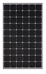 LG Solar - LG335N1C-A5 > 335 Watt Black Frame NeON 2 Solar Panel, Cello technology