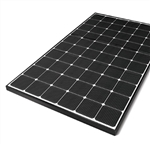 LG Solar - LG335N1C-V5 > 335 Watt Black Frame NeON 2 Solar Panel, Cello technology