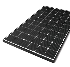LG Solar - LG340N1C-V5 > 340 Watt Black Frame NeON 2 Solar Panel, Cello technology