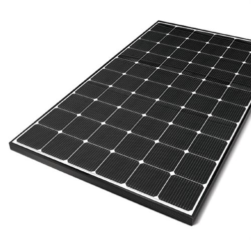Lg Solar 350 Watt Black Frame Neon 2 Solar Panel Cello Technology Lg350n1c V5