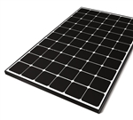 LG Solar - LG350Q1C-A5 > 350 Watt Black Frame NeON™ R Solar Panel, Cello technology