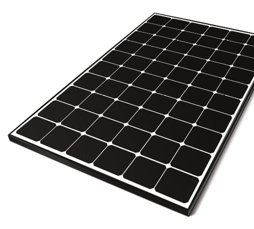 Lg Solar 360 Watt Black Frame Neon R Mono Solar Panel