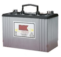 MK Battery 8A31DT-DEKA > 12 Volt 104 Amp Hour AGM Battery
