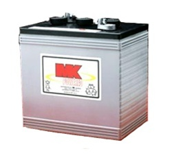 MK Battery 8AGC2-DEKA - 6 Volt 190 Amp Hour Sealed AGM Battery