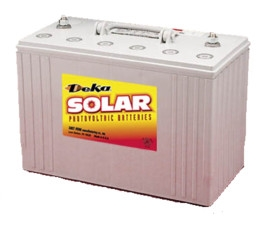 MK Battery 8G31-DEKA - 12 Volt 97.6 Amp Hour Sealed Gel Battery