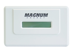 Magnum Energy ME-MGT-MW > Magweb GT Communication Unit and Display - 120 VAC - Ethernet - for GT500 Microinverter
