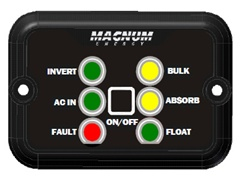 Magnum Energy MM-RC25 > Remote Control for Magnum Inverter/Chargers - with 25' cable