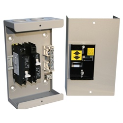 Midnite Solar MNTRANSFER-30A > 30 Amp 240 VAC Transfer Switch