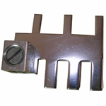 Midnite Solar MNPV3 Busbar - Busbar for 3 fuse holders