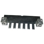 Midnite Solar MNPV6 Breaker Busbar - Breaker Busbar for 6 fuse holders