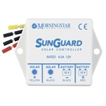 Morningstar SunGuard 4.5 Amp 12 Volt PWM Charge Controller -  SG-4