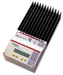 Morningstar TS-60M > TriStar 60 Amp 12/24/48 Volt PWM Solar Charge Controller with Meter (TS-M-2)