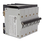 OutBack Power PNL-75Q-DC-RT > FLEXware ICS Plus Relay-Trip Breaker, 75 Amp 300 VDC 4-Pole Panel Mount Breaker - Remote Trip
