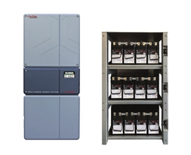 OutBack Power SystemEdge SE-SBX-530PLR > 5000VA FLE SkyBox plus 29.4kWh Energy Storage Package