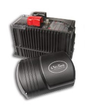 Outback 2000 Watt 24 Volt 230 VAC Sealed International Off-Grid / Grid-Hybrid Inverter - FXR2024E
