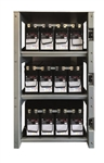 Outback Integrated Battery Rack - IBR-3-48-17