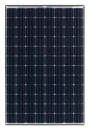 Panasonic 325 Watt Mono Solar Panel 35mm Black Frame