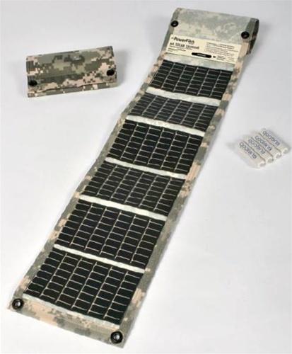 PowerFilm AA Foldable Solar Charger