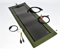 PowerFilm PowerPier 5 Watt 15.4 Volt Solar Panel - PP-300