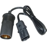 PowerFilm 12 Volt Female Cigarette Lighter Adapter, RA-2