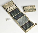PowerFilm 1.5 Watt 3.6 Volt Foldable Solar Charger - USB+AA