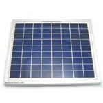 PowerUp 10 Watt 12 Volt Solar Panel - BSP-10-12