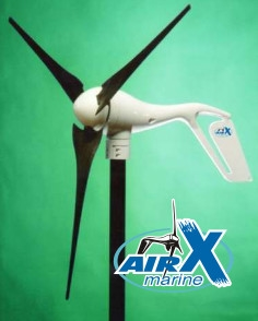 Primus Windpower 1-ARXM-15-48 > Air X Marine Wind Turbine 48V