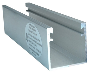 "ProSolar 136"" Roof Trac Rail - R136"