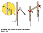 Prosolar Stake Kit - A-GS-6