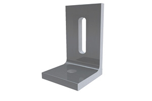 Quick Mount PV QMC-LF-A > Slot L-Foot - Mill Finish - Box of 12