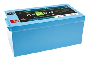 RELiON RB200 > 12 Volt 200 Amp Hour Lithium Battery