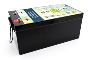RELiON RB260 > 12 Volt 260 Amp Hour Lithium Battery
