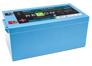 RELiON RB300 > 12 Volt 300 Amp Hour Lithium Battery