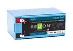 RELiON RB5 > 12 Volt 5 Amp Hour Lithium Battery