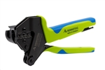 Rennsteig 624 1301 3 1 RT > Multi-Contact MC4 Tool w/ Die Set  + Locator AWG 12/10/8 - Crimping Pliers MC4