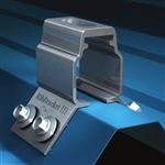 S-5! RibBracket III > Bracket Mount for trapezoidal roof shapes. Fits North American profiles.