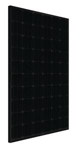 Silfab Solar 300 Watt Mono Solar Panel Black Frame Sla