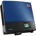 SMA Sunny TriPower STP12000TL-US > 12 kW Grid Tie Inverter with installed