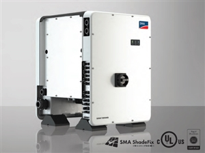 SMA Sunny TriPower CORE1 50-US-41 > 50kW Grid-Tie 3-Phase Inverter with Integrated AC and DC Disconnect